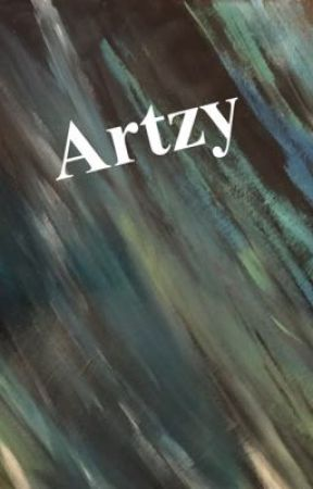 Artzy by TheDamnedSoul