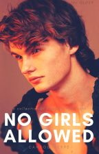 No Girls Allowed: A Collection of BxB One-Shots | Book 5 of 5 | LGBTQ by CameoLover93