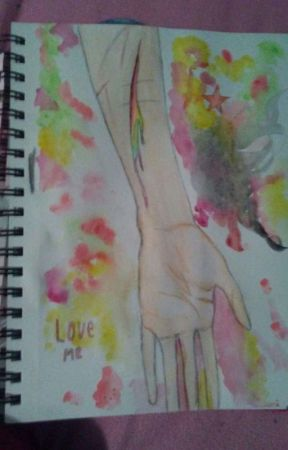 MY ART BOOK!  by Fernwen