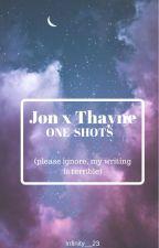 Jon Rua x Thayne Jasperson // one-shots by Infinity__23