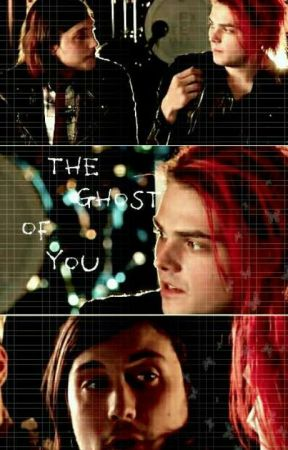 May My Ghost Be With You (A Frerard Fanfict)  by -Milkfren