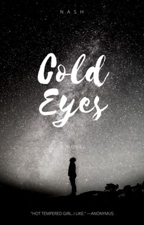 Cold Eyes by XxNash