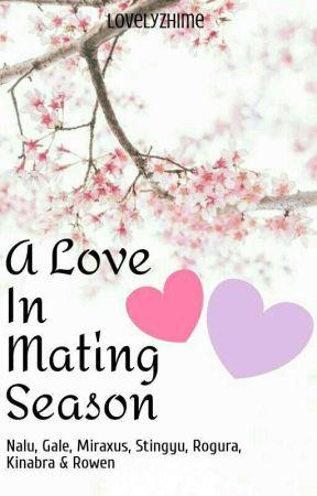 Dragon Slayers Mating Season (Nalu, Gale, Miraxus, Rowen, Stingyu, Rogura) by rosalinalilac33