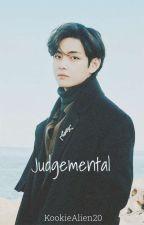 'JUDGEMENTAL'   Kim Taehyung   by KookieAlien20