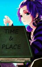 Book Of Time And Place     by faisal135753