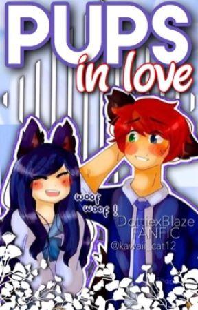 Pups In Love    An Aphmau: Daze Fanfic    by Kawaii_Cat12