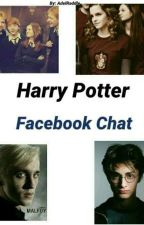 Harry Potter - Facebook - Messenger - Chat by AdelRiddle