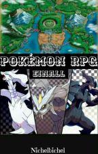Pokémon RPG ~ Einall  by Nichelbichel