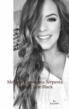 Melania Cassiopeia Serpenta Marie Claire Black by Kata1803