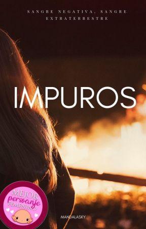 Impuros #ca2020 by mandalasky