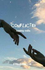 Conflicted   Harvey Mills by strangermillss