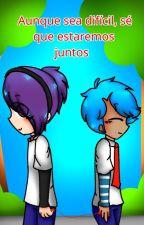 Aunque sea difícil, sé que estaremos juntos. [1º libro]. by Jasmine14129