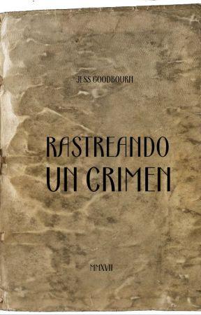 RASTREANDO UN CRIMEN by yegorkoslov