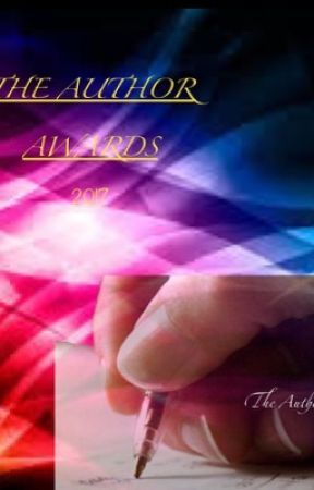 The Author Awards 2017 {OPEN} by DawnHunter1023