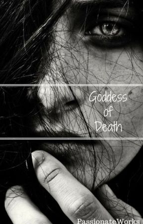 Goddess of Death ☽ by PassionateWorks
