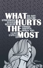What hurts the most by Charlenevisi