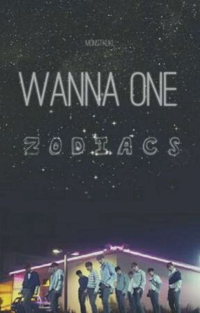 Wanna One Zodiacs Book✔ by MonstKuki
