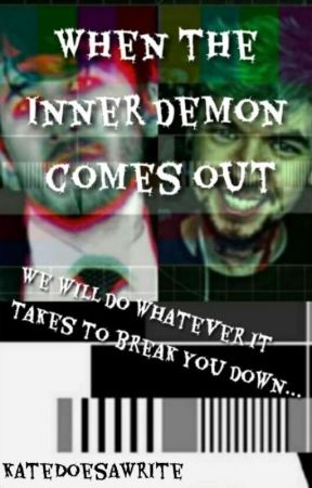 When The Inner Demon Comes Out (Dark and Anti) by XXLittleKateXX
