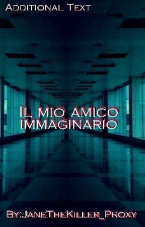 Il Mio Amico Immaginario by Valkery__