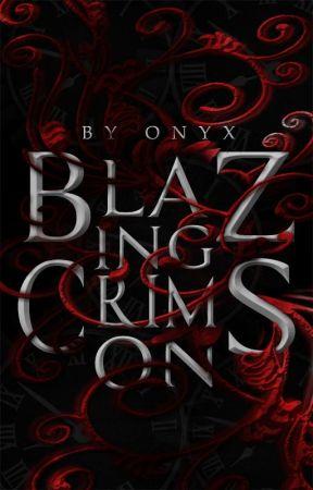Blazing Crimson by -arae-