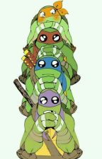 TMNT X MALE READER by painfull_bruises_00