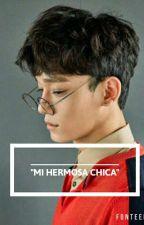 """""""Mi hermosa chica"""" (Chen y tu)  by JulietMonbebe"""
