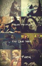 Severus' unfreiwillige Flucht aus der Einsamkeit by IchLiebeSeverusSnape