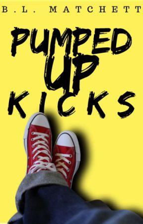 Pumped Up Kicks - Destiel by benmatchett