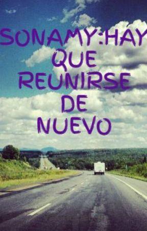 SONAMY:HAY QUE REUNIRSE DE NUEVO by ValerieDeLen