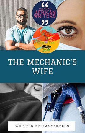 The Mechanic's Wife by ummyasmeen