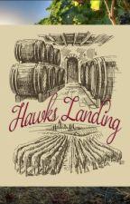 Hawks Landing by ErynBlack0