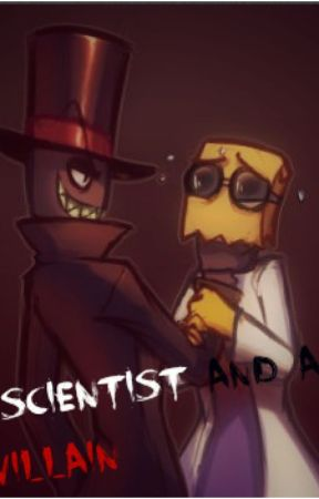 A Scientist and a Villain |Paperhat| - Black hat Sings