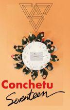 ConchetuSEVENTEEN by -quartz-carat