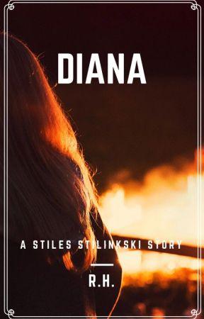 Diana by rhendrixn
