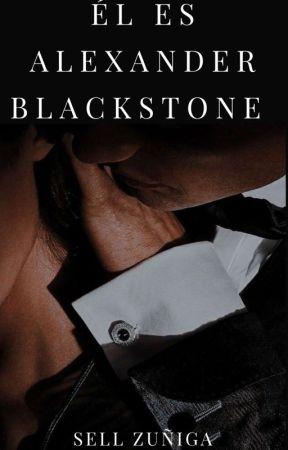 Él es Alexander Blackstone © by Sell28