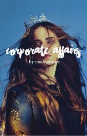 Corporate Affairs [Niall Horan] Español. by Nixllsmilex