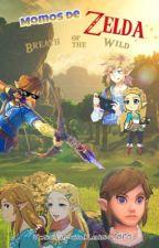Momos de Zelda: Breath of the Wild by ItsCupcakeIsa818