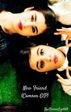 New Friend (Camren G!P) by ElianneLizeth18