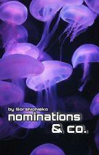 Nominierungen & Anderer Stuff :D  by SoraNoNeko
