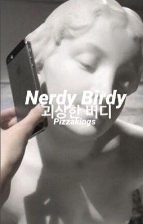 Nerdy birdy   JJK by PizzaKings