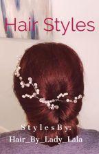 Hair Styles by NightArrow14