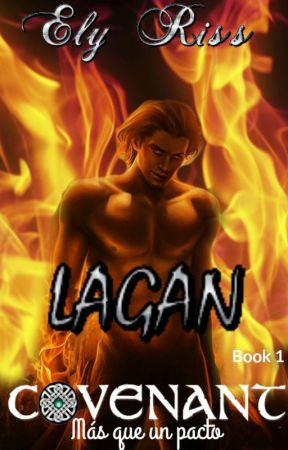LAGAN  (serie Covenant 1) by OdyEly