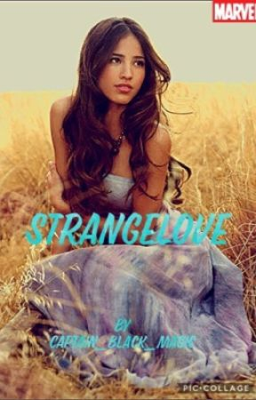 Strangelove🔮Doctor Strange by Captain_Black_Magic