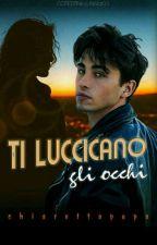 //Ti luccicano gli occhi//Riccardo Marcuzzo~Riki by kiaraplume