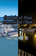Cuando el Kiwi conoció al Olivo. +18 by Connorkeymc