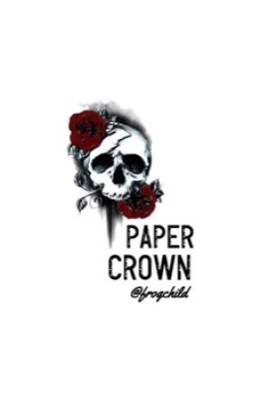 Paper Crown |HS| by TheFrogIsMyChild