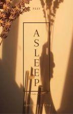 Asleep (Dormida) - Pesy by AmericaLeyva038