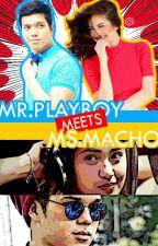 Mr.Playboy meets Ms.Macho by SheraviGalang