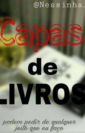 Capas de Livro by Panda_UnicorniaFofa
