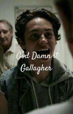 God damn it Gallagher by RobinMiller015